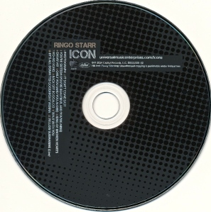 Starr Icon CD