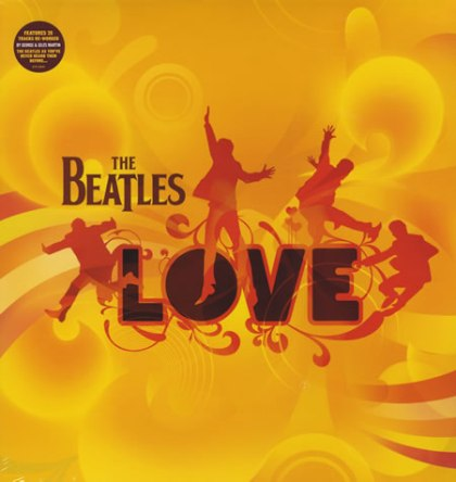 The Beatles-Love