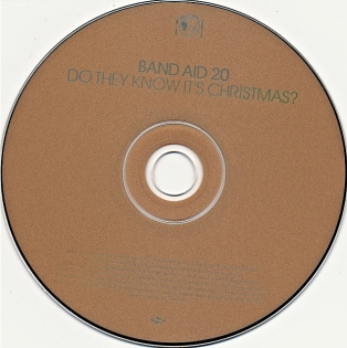 Band Aid 20 CD