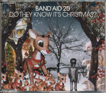 Band Aid 20 Front