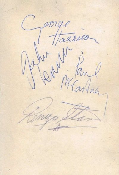 Beatles_Autograhs