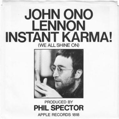 Instant-Karma-single