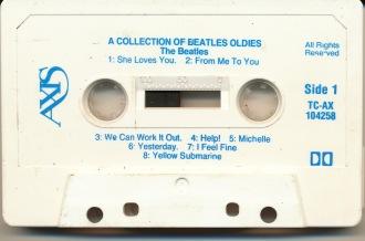 Oldies cassette