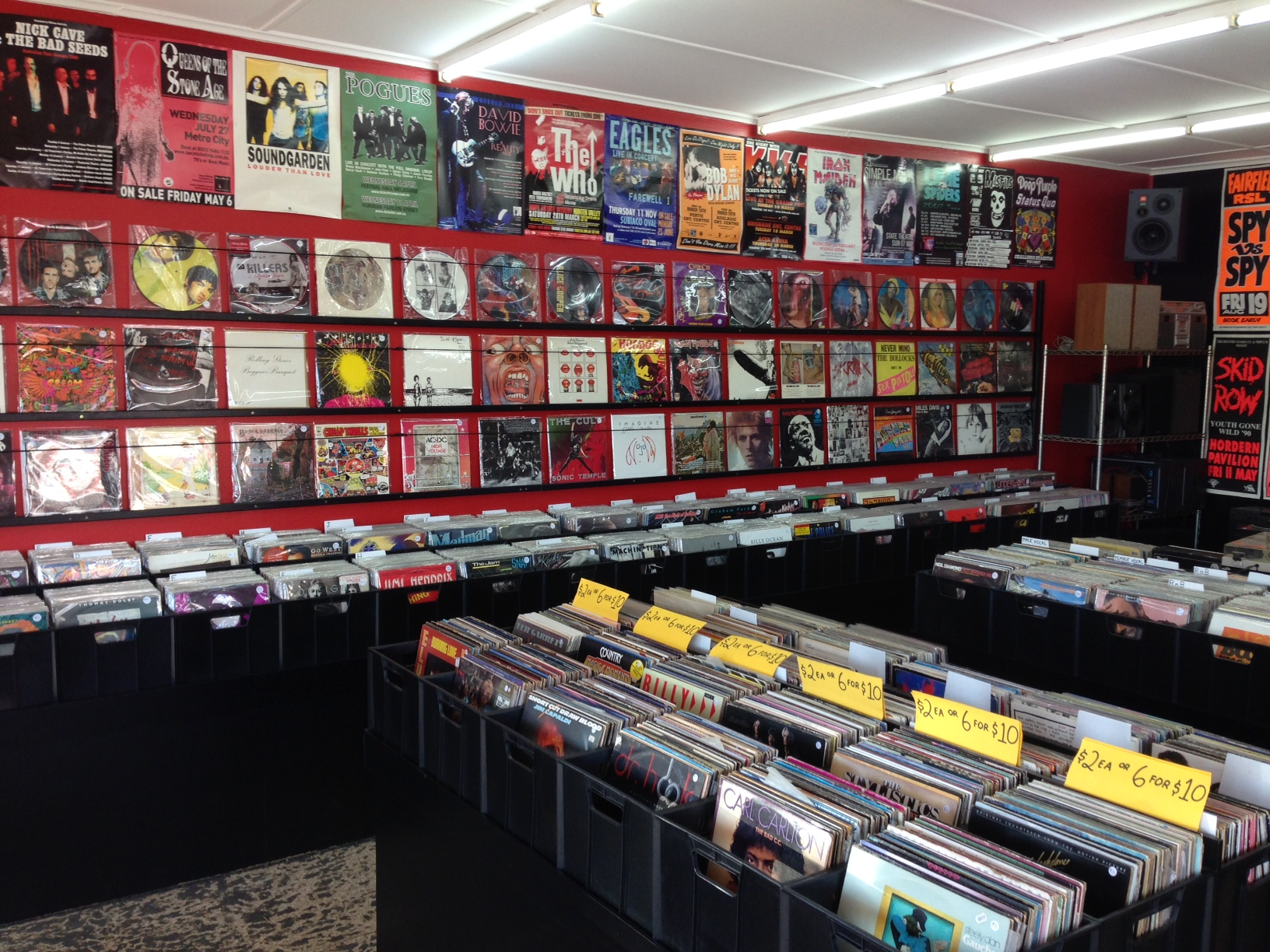 Second Hand Records On The Central Coast Beatles Blog
