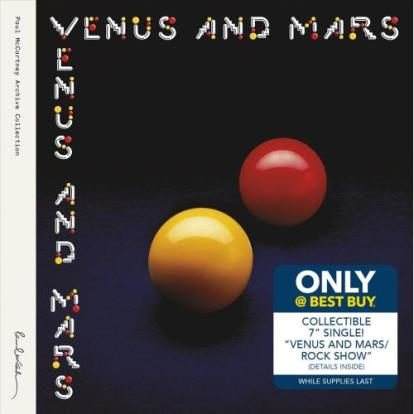 Venus and Mars - Best Buy