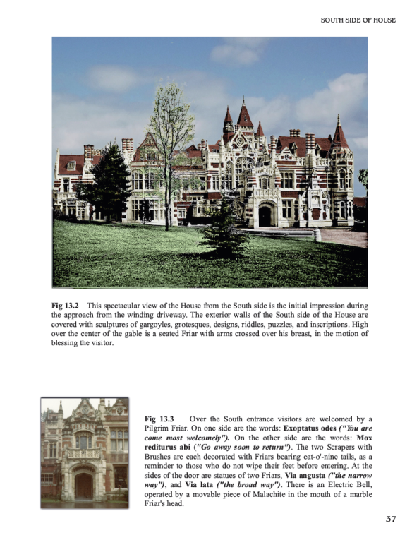 Friar Park. A Pictorial History Pages_3