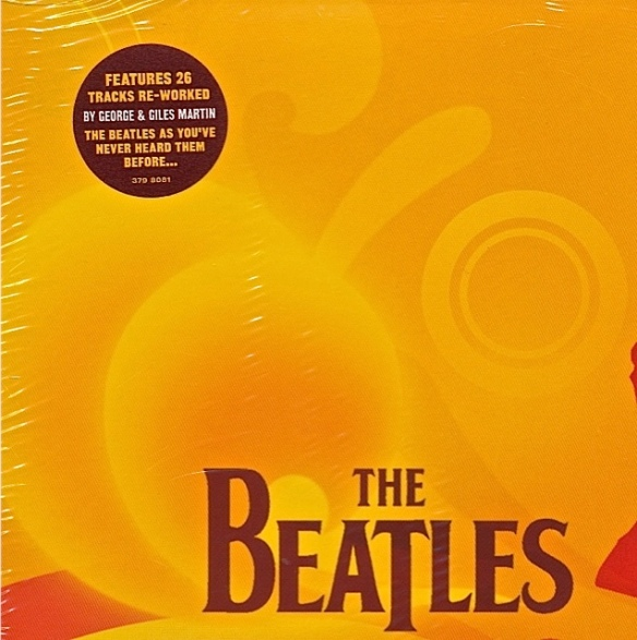 Beatles Love 1