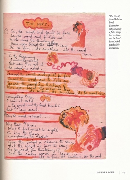 Beatles Lyrics page2