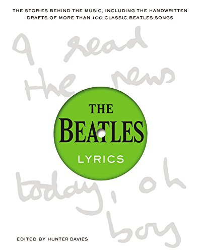Beatles Lyrics US cover
