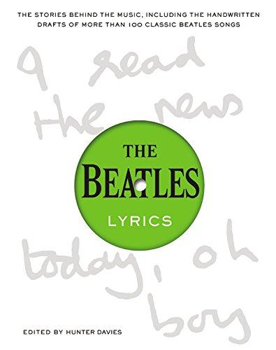 Beatles Lyrics US cover