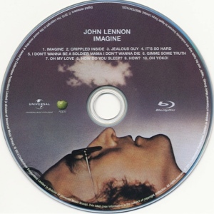 Lennon Hi Res Disc