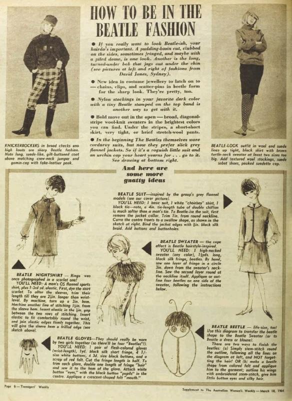 australia womans march 18 1964 g