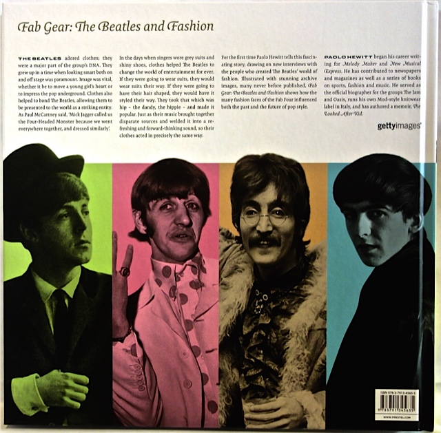 Fab Gear: The Beatles and Fashion: Paolo Hewitt 72