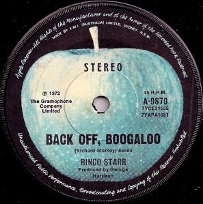 Ringo Back Off Boogaloo
