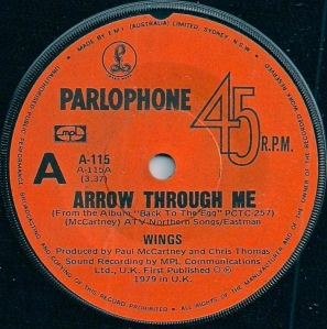 Wings Arrow Through Me 2