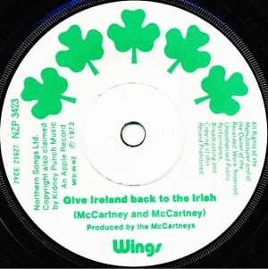 Give Ireland Back