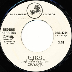 Harrison This Song2