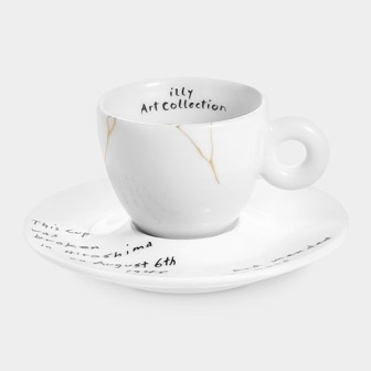 Yoko Ono illy Art Cup