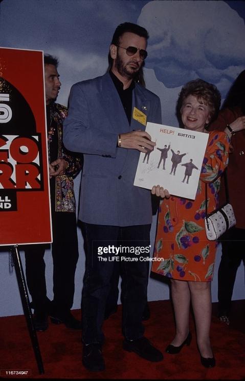 1992 05 27 Time Takes Time' album party 116734947