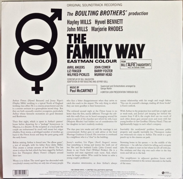 Family Way Cover 2
