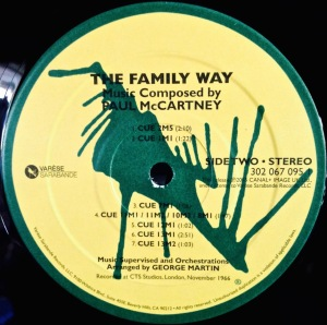 Family Way Label 2