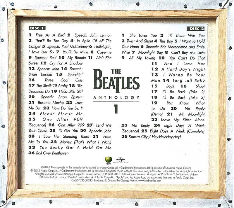 The Beatles Anthology 1 Zip File - pastmama