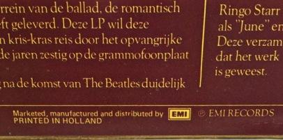 Ballads detail