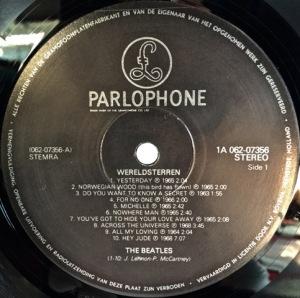 Ballads Label1