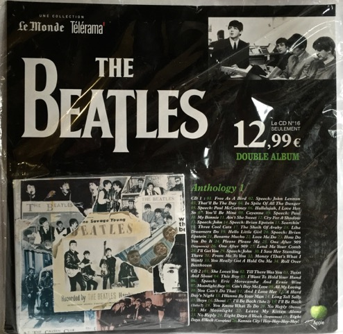 Beatles Anthology 1 France