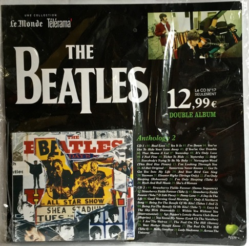 Beatles Anthology 2 France
