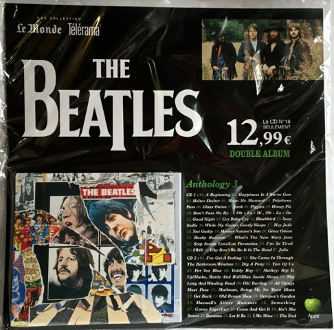 Beatles Anthology 3 France