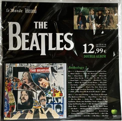 Beatles Anthology 3 France
