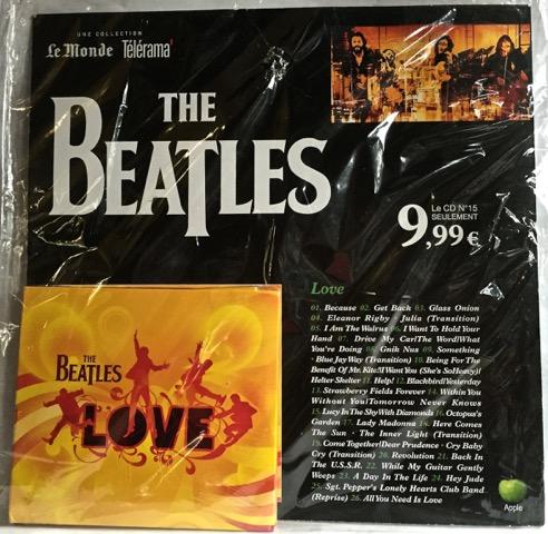 Beatles Love France