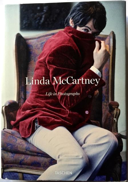 Linda McCartney Photographs front