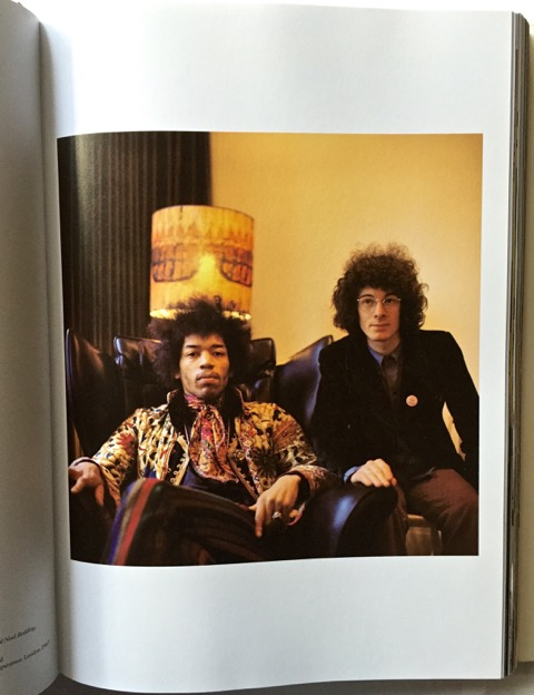 Linda McCartney Photographs Hendrix