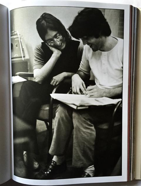Linda McCartney Photographs John & Paul