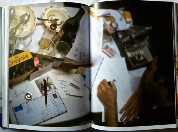 Linda McCartney Photographs Table