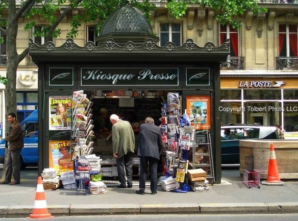 newspaper magazine kiosk kiosque post office
