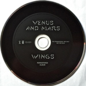 Venus & Mars Advance CD1