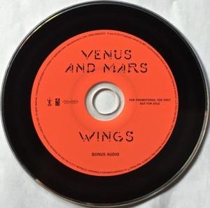Venus & Mars Advance CD2
