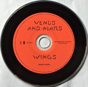 Venus & Mars Advance CD2