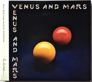 Venus & Mars Advance Front