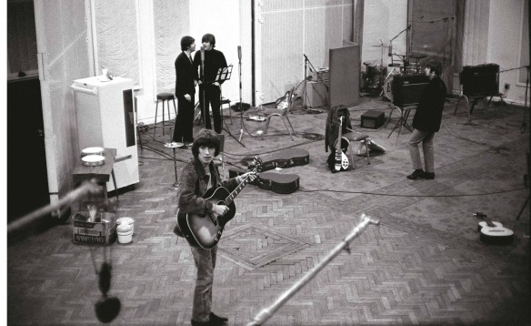 Beatles at Abbey Road