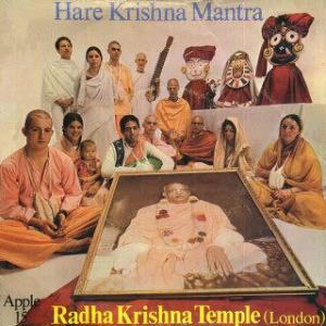 George Harrison Hare Krishna Mantra