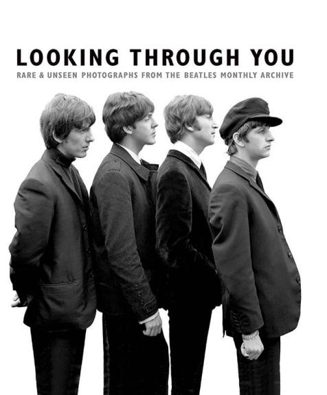 LOOKING THROUGH YOU BOOK COVER