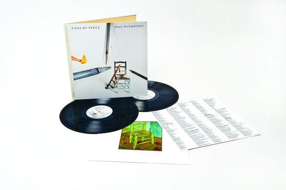 Pipes Vinyl