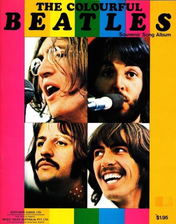 Colourful Beatles