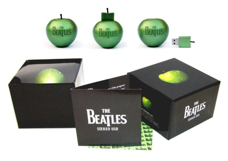 Beatles Stereo USB
