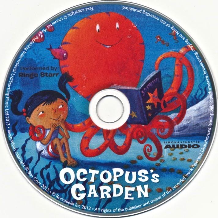 Ringo S Octopus S Garden Children S Book Beatles Blog