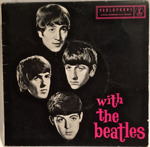 With The Beatles EP